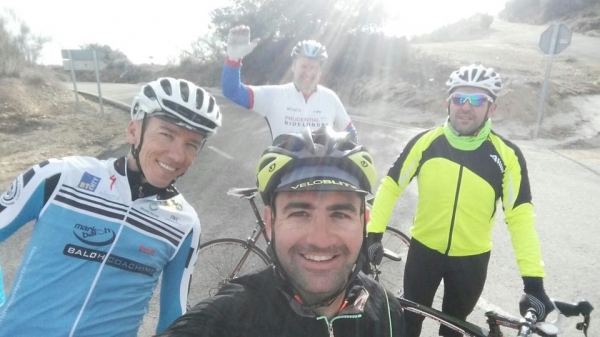 Andalucia - a perfect spot for a Cycling Training Camp