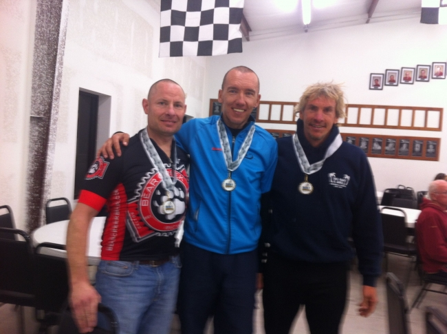 The opening of ultracycling season with a victory at Sebring 12h Race